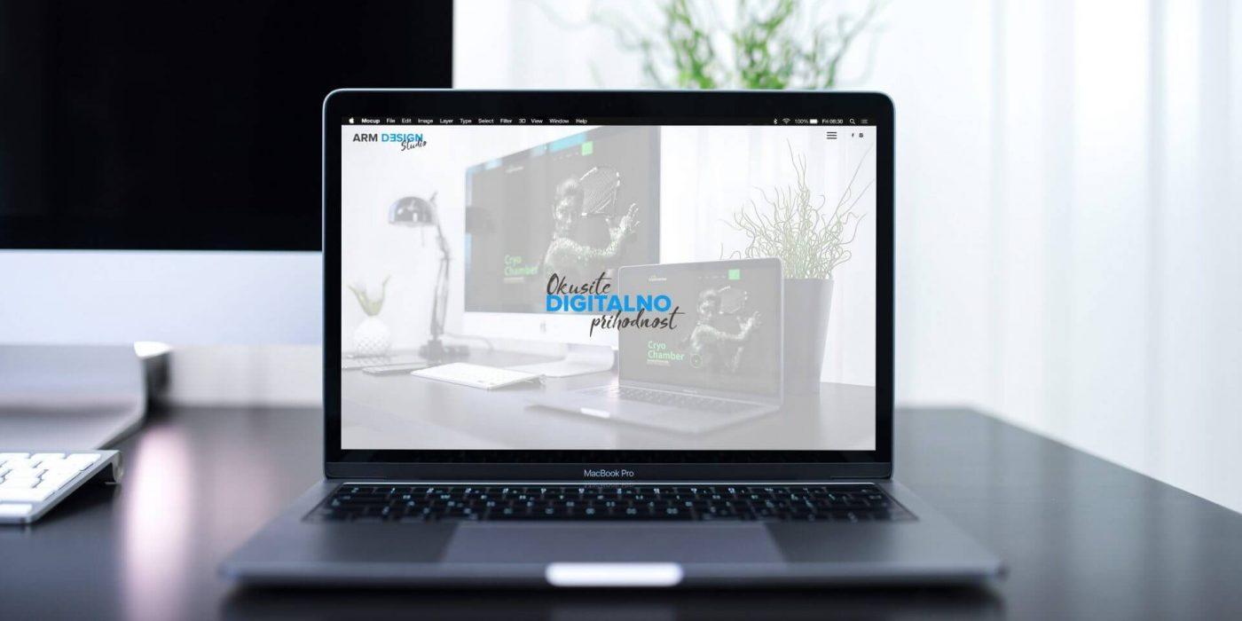 arm design nova spletna stran