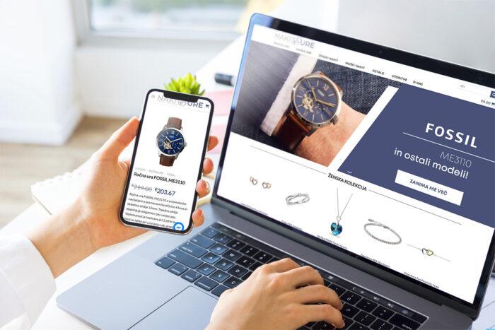 armdesign projekti nakit in ure